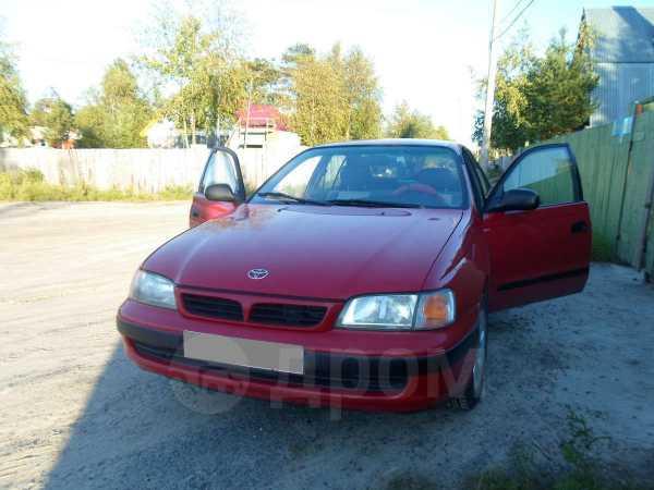 Toyota Carina E, 1996 год, 190 000 руб.