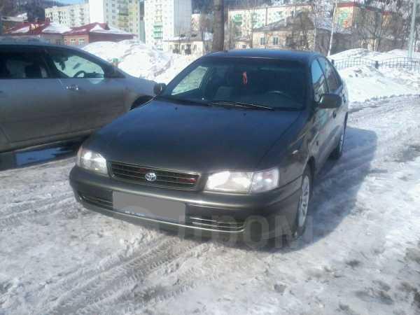 Toyota Carina E, 1996 год, 225 000 руб.