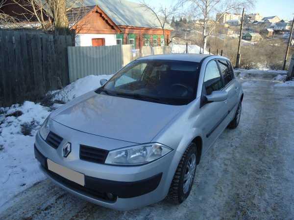 Renault Megane, 2005 год, 286 000 руб.