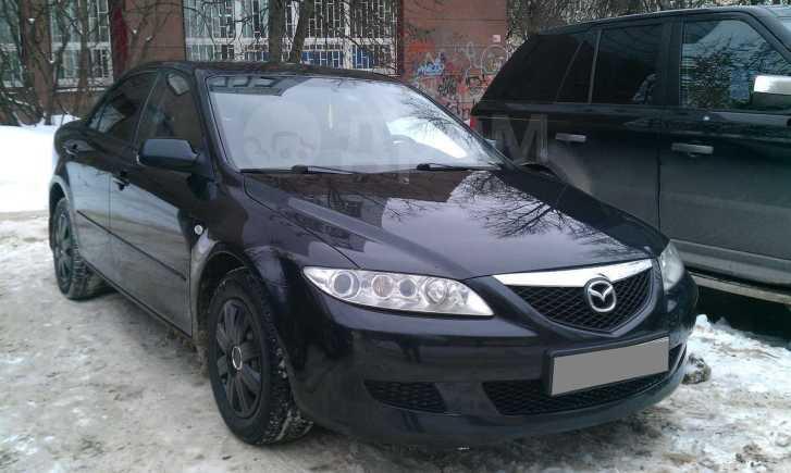 Mazda Mazda6, 2004 год, 380 000 руб.