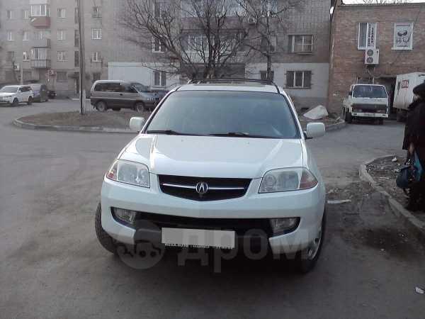 Acura MDX, 2002 год, 650 000 руб.