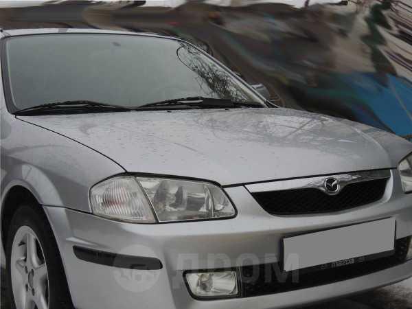 Mazda 323F, 2000 год, 265 000 руб.