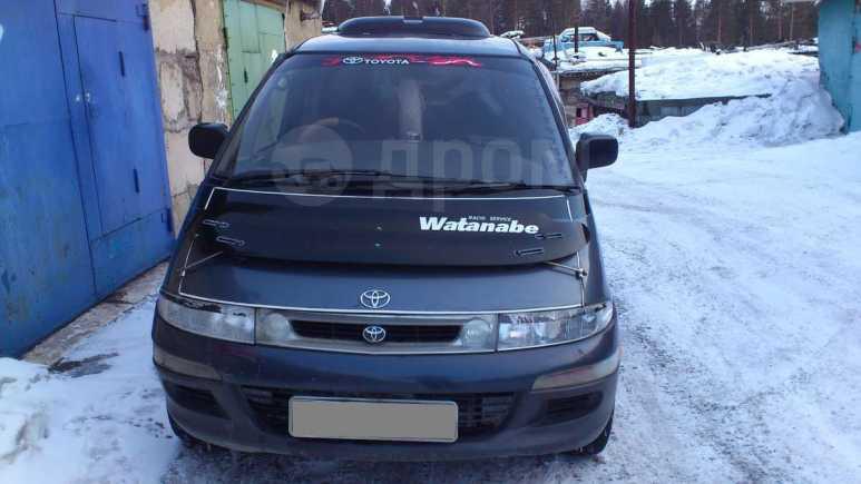 Toyota Estima Emina, 1992 год, 175 000 руб.