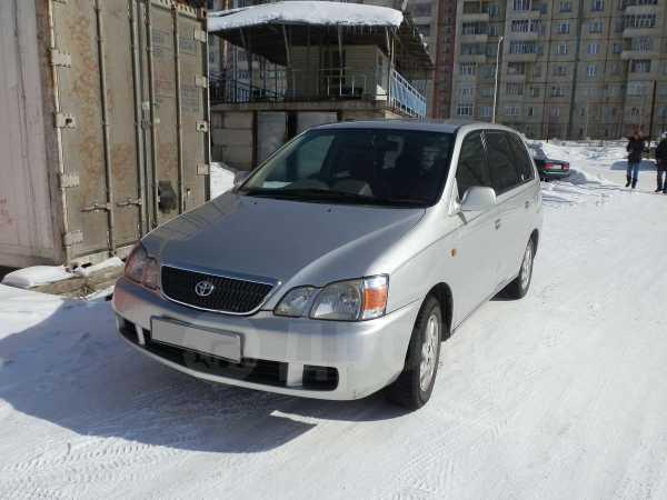 Toyota Gaia, 2001 год, 350 000 руб.