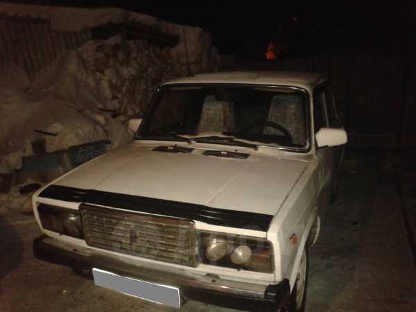 Лада 2107, 1999 год, 75 000 руб.