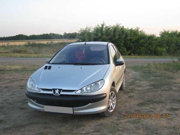 Peugeot 206, 2004 год, 215 000 руб.