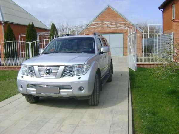 Nissan Pathfinder, 2008 год, 1 150 000 руб.