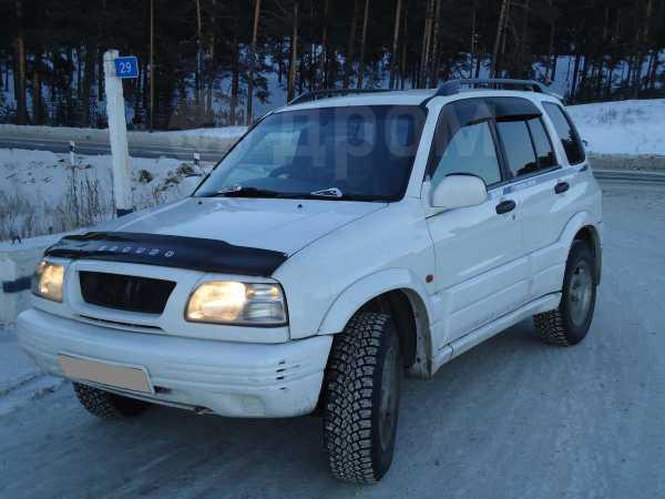 Suzuki Escudo, 1998 год, 380 000 руб.