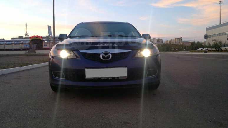 Mazda Mazda6, 2006 год, 600 000 руб.