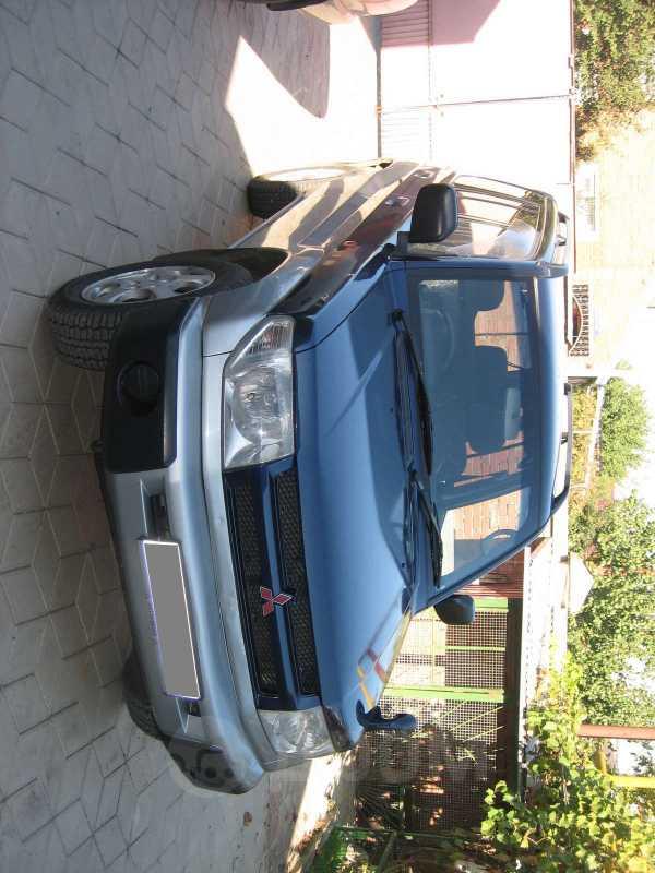 Mitsubishi Pajero iO, 1999 год, 350 000 руб.