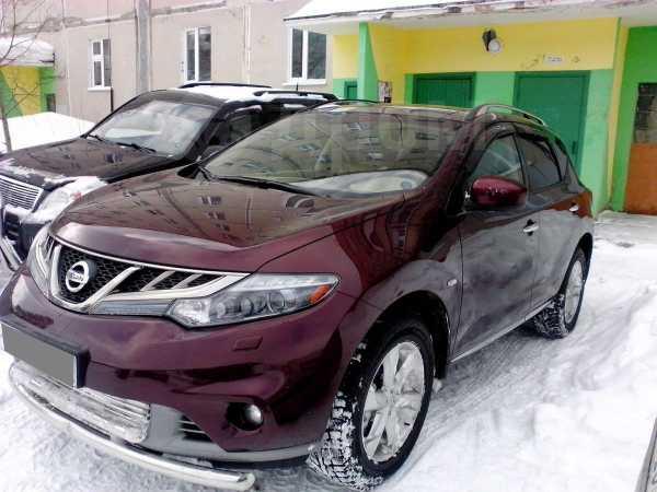 Nissan Murano, 2011 год, 1 500 000 руб.