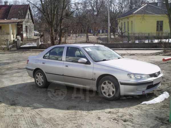 Peugeot 406, 2001 год, 300 000 руб.
