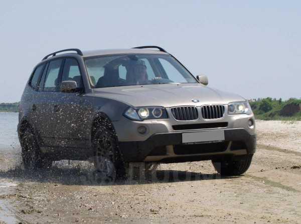 BMW X3, 2008 год, 790 000 руб.