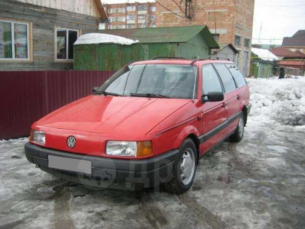 Volkswagen Passat, 1989 год, 125 000 руб.