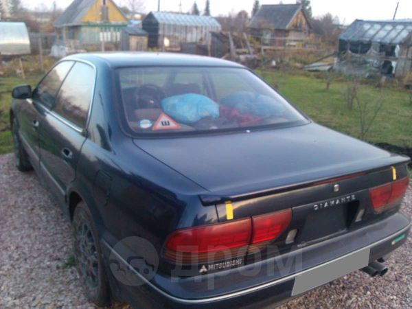 Mitsubishi Diamante, 1994 год, 103 000 руб.