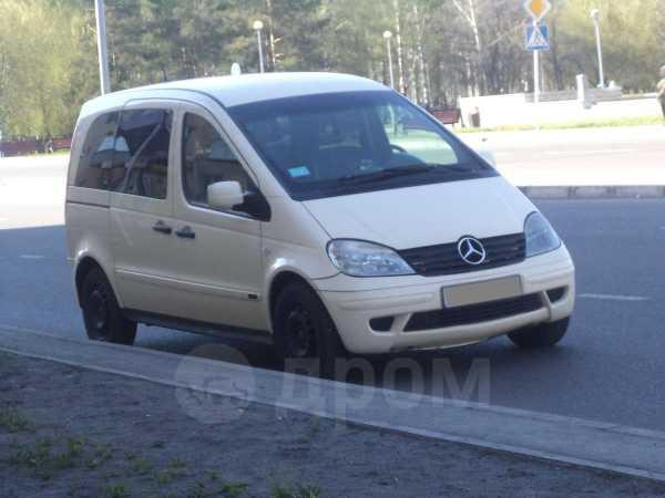 Mercedes-Benz Vaneo, 2005 год, 350 000 руб.