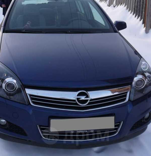 Opel Astra, 2008 год, 600 000 руб.
