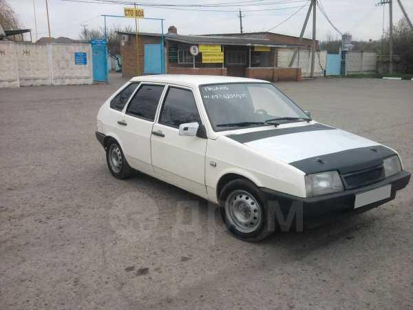 Лада 2109, 1987 год, 48 000 руб.