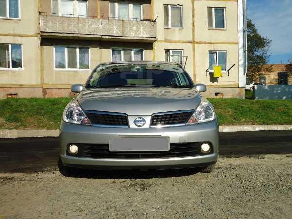 Nissan Tiida, 2006 год, 345 000 руб.