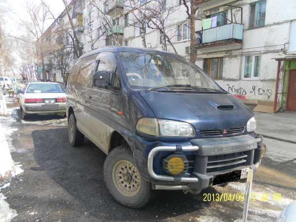 Mitsubishi Delica, 1997 год, 300 000 руб.