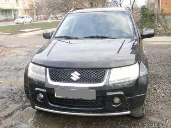 Suzuki Grand Vitara, 2008 год, 708 000 руб.