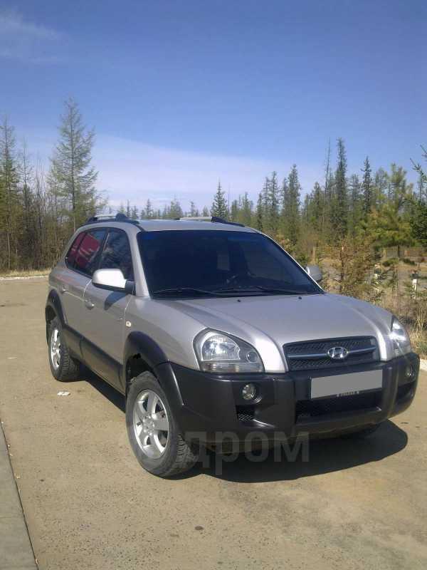 Hyundai Tucson, 2006 год, 750 000 руб.