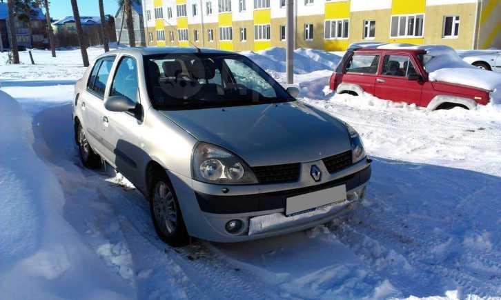 Renault Symbol, 2004 год, 185 000 руб.