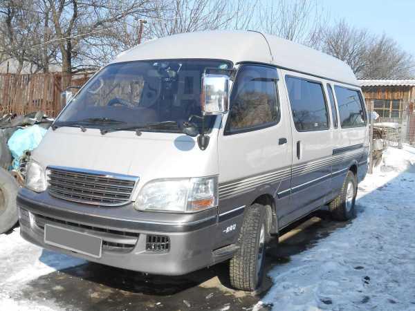 Toyota Hiace, 2001 год, 670 000 руб.