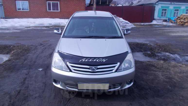 Toyota Allion, 2002 год, 405 000 руб.