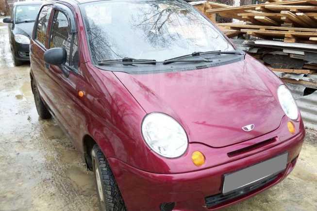 Daewoo Matiz, 2006 год, 148 000 руб.