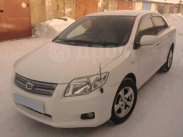 Toyota Corolla Axio, 2008 год, 465 000 руб.