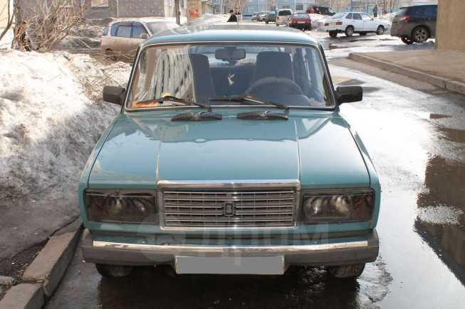 Лада 2107, 2005 год, 75 000 руб.