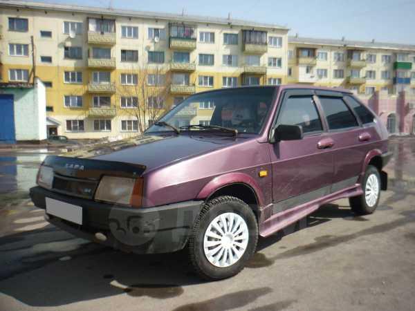 Лада 2109, 1996 год, 62 000 руб.