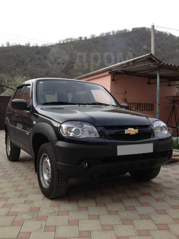 Chevrolet Niva, 2012 год, 470 000 руб.