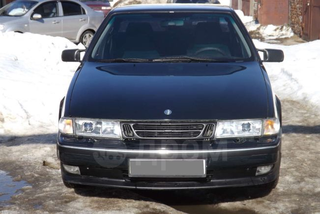 Saab 9000, 1997 год, 200 000 руб.