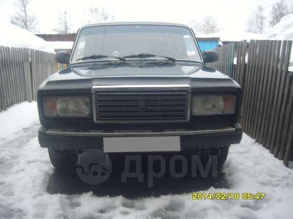 Лада 2107, 2003 год, 125 000 руб.