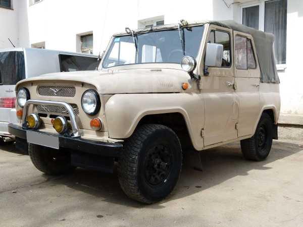 УАЗ 469, 1985 год, 140 000 руб.