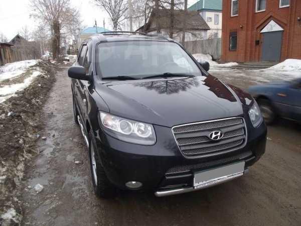Hyundai Santa Fe, 2006 год, 655 000 руб.