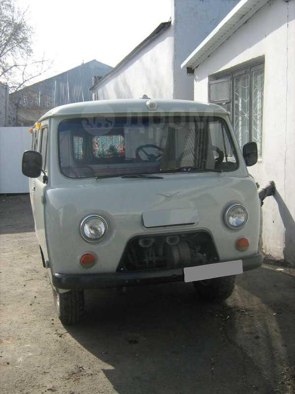 УАЗ Буханка, 1999 год, 118 000 руб.