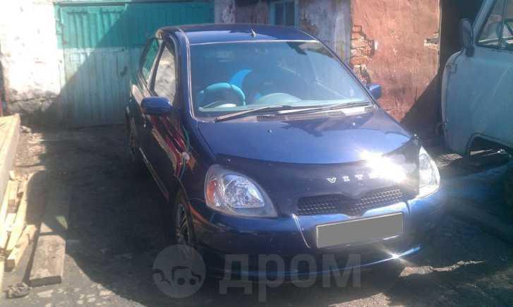 Toyota Vitz, 2000 год, 233 000 руб.
