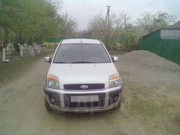 Ford Fusion, 2007 год, 340 000 руб.