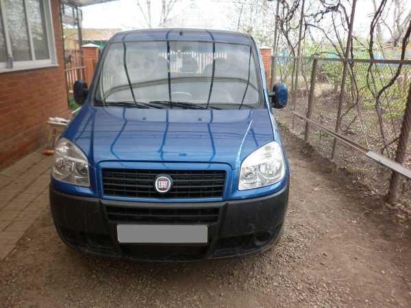 Fiat Doblo, 2008 год, 365 000 руб.