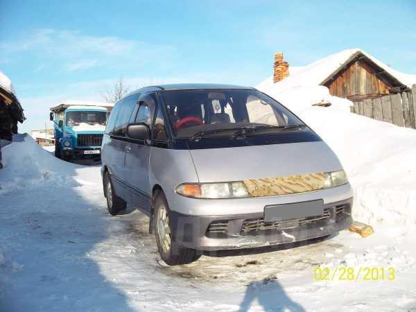 Toyota Estima Emina, 1996 год, 300 000 руб.