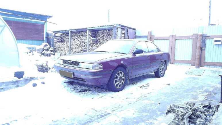 Mazda Persona, 1992 год, 110 000 руб.