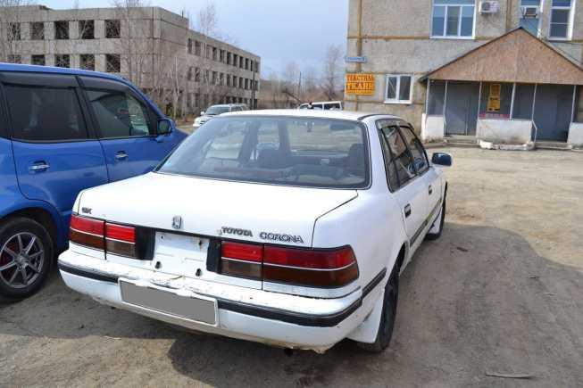 Toyota Corona, 1989 год, 51 000 руб.