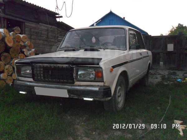 Лада 2107, 1991 год, 15 000 руб.