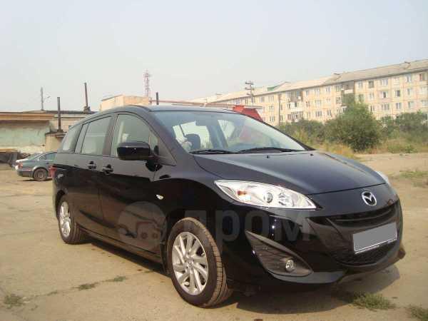 Mazda Mazda5, 2011 год, 860 000 руб.