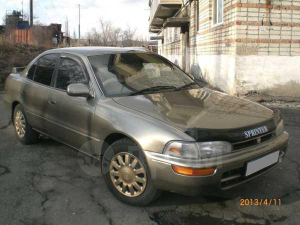 Toyota Sprinter, 1993 год, 155 000 руб.