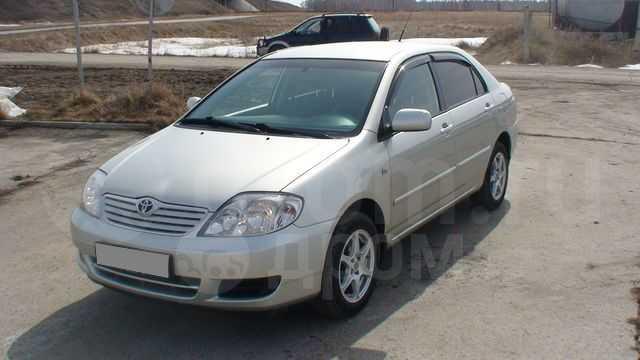 Toyota Corolla, 2004 год, 383 000 руб.