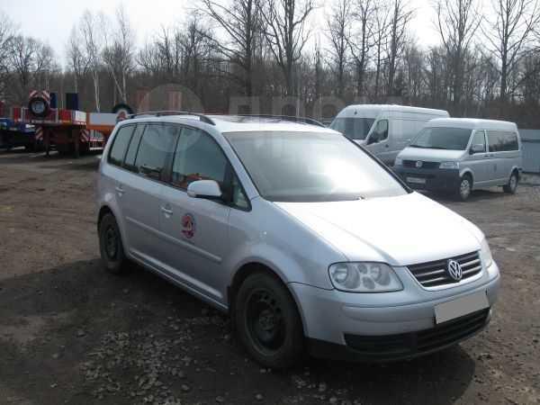 Volkswagen Touran, 2005 год, 500 000 руб.